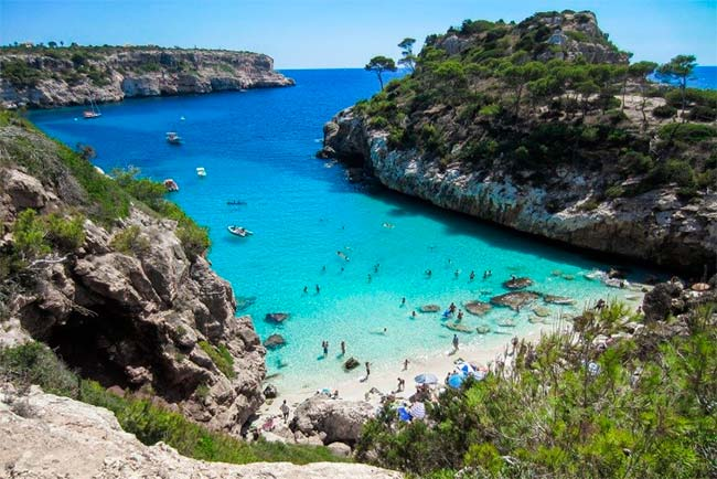 The 5 coves you should visit in Mallorca