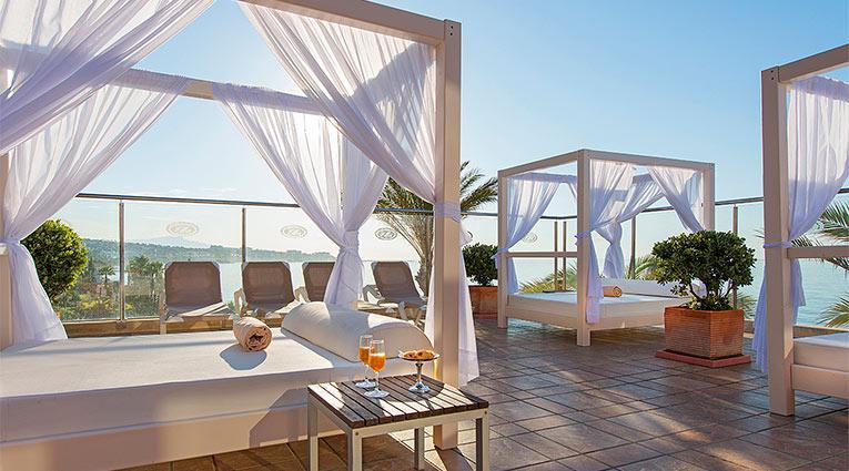 Relax en el Hotel Elba Estepona