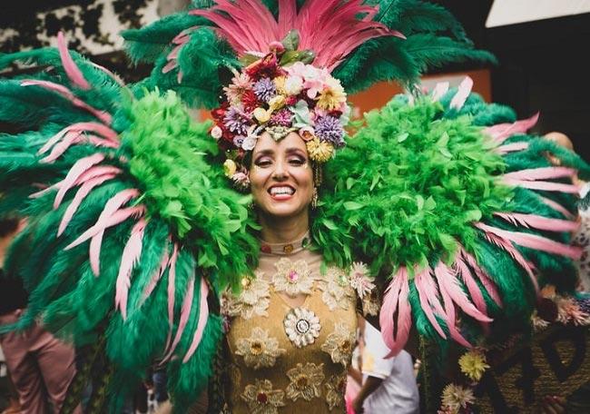 Viaje al carnaval canario