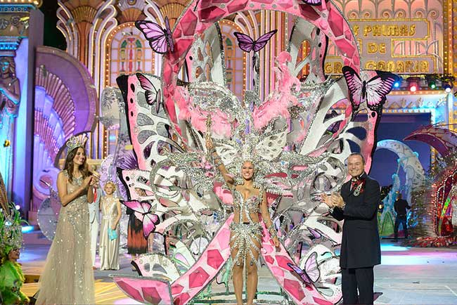 The Canary Islands' Carnival has arrived with Elba Hotels