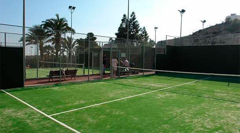 Club Tenis Almería - Pistas Cesped
