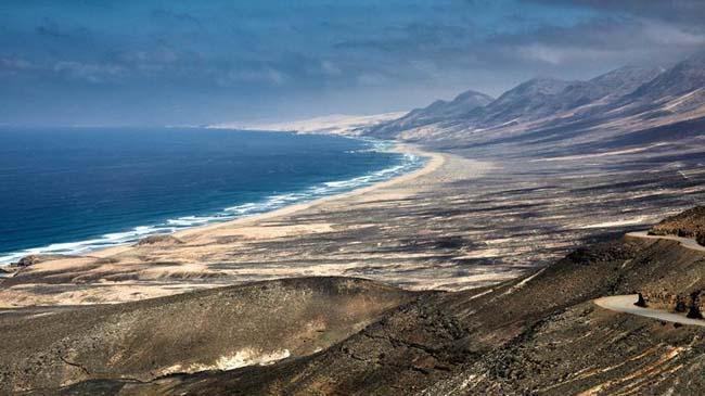 Haz senderismo en Fuerteventura