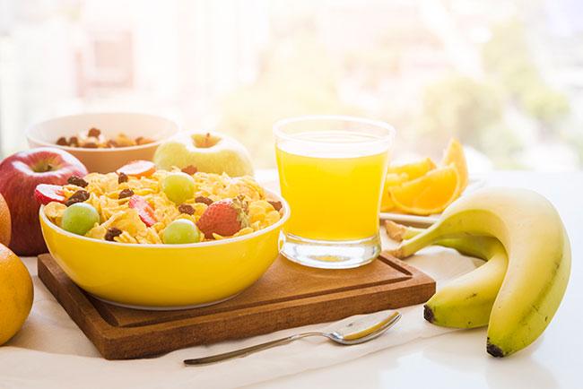 La importancia de disfrutar de un desayuno completo y saludable