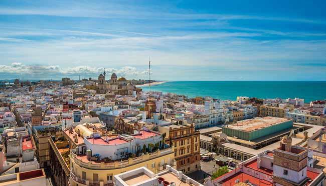 Andalucía, el mejor destino para octubre