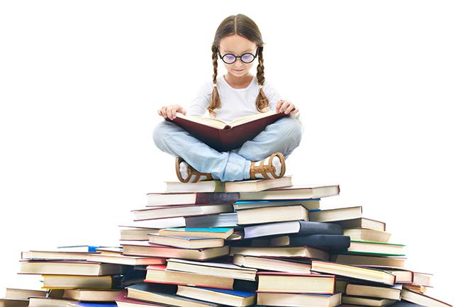 Hoy es el Día Internacional del Libro