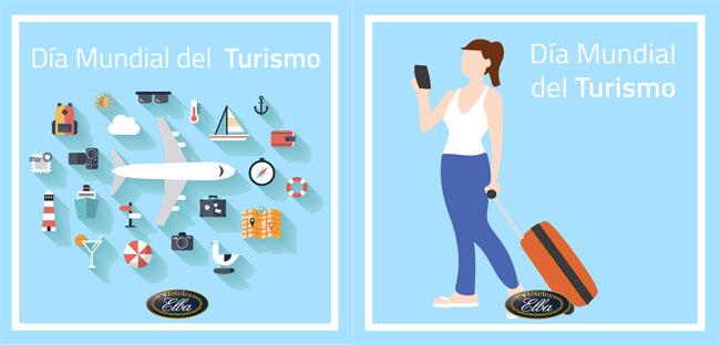 ¡Feliz Día Mundial del Turismo, viajeros!