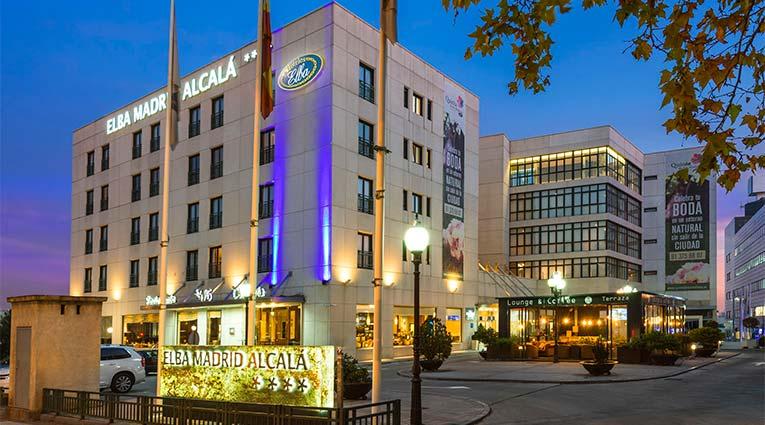 Especial Bodas 2019 Hotel Elba Madrid