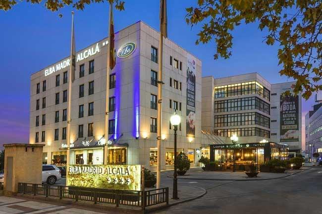 Elba Madrid Alcalá, escenario para los mejores eventos de la capital