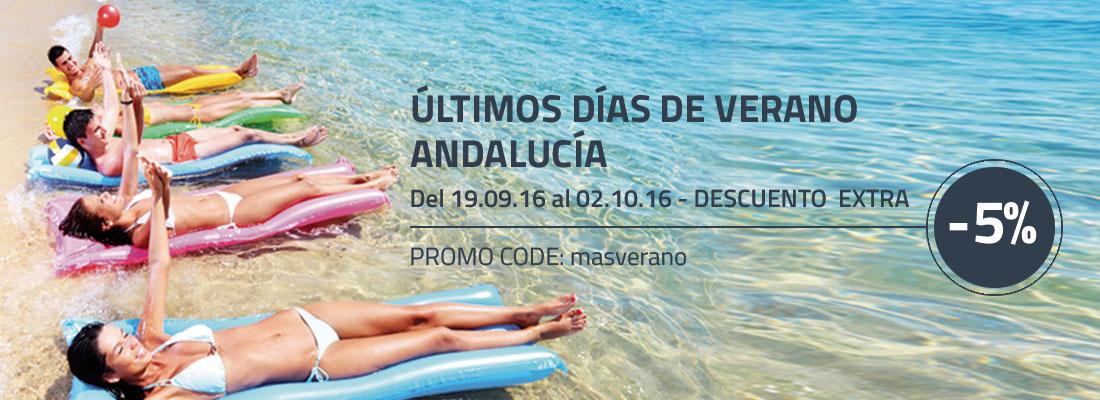 Oferta especial últimos días de verano Hoteles Elba