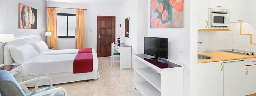 Alojamiento para vacaciones en la playa en Fuerteventura
