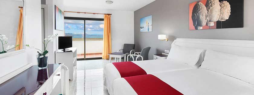 Habitaciones elba luc a sport suite hotel hoteles elba for Menaje para hoteles