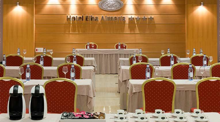 Salnes para Eventos Hotel Elba Almería