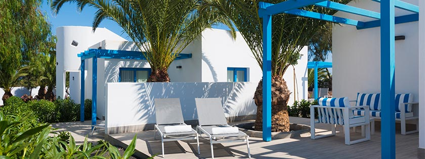 Terraza Suite Confort