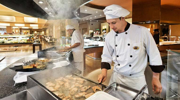 Chef gastronomía Elba Sara