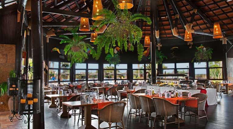 Restaurante gastronomía Elba Sara