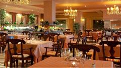 Buffet pour tout compris à l'Hôtel Elba Estepona
