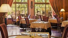 À-la-Carte-Restaurant St Andrews im Hotel Elba Palace Golf & Vital