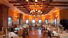 Cuisine espagnole et andalouse typique à l'Hôtel Elba Estepona