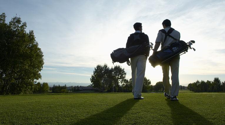 Große Golfauswahl im Hotel Elba Estepona