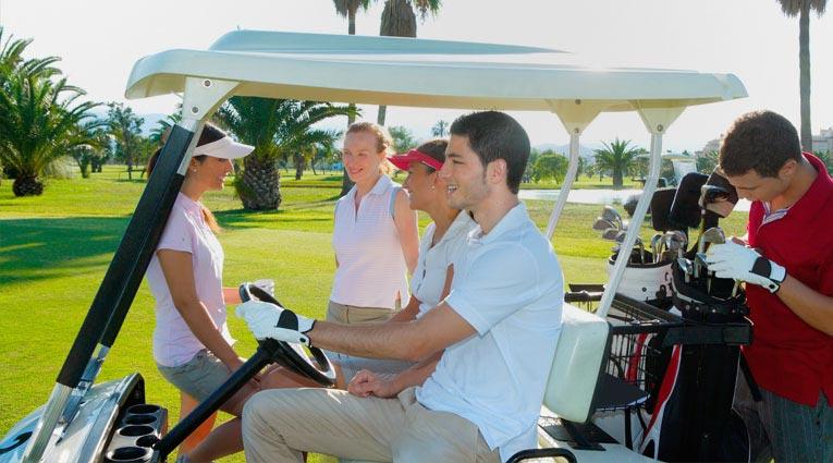 Carrito golf Elba Sara