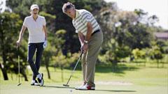 Jugadores de golf profesionales