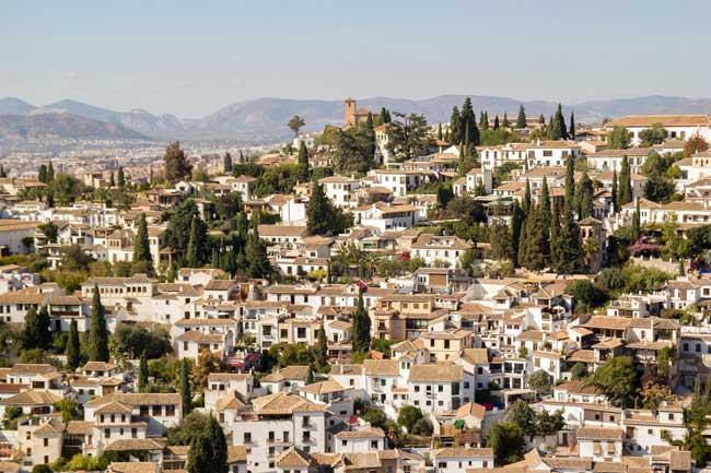 Enamórate de Granada en febrero