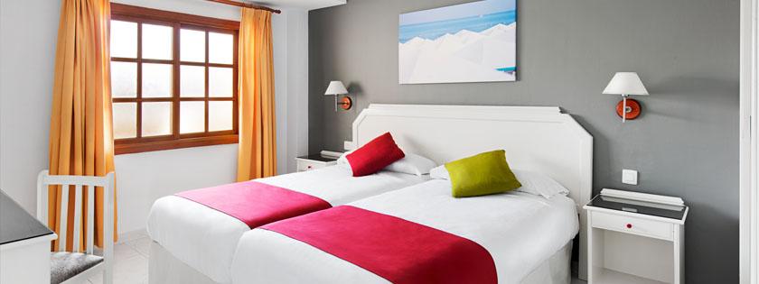 Cómoda habitación de apartamento en Elba Castillo San Jorge & Antigua