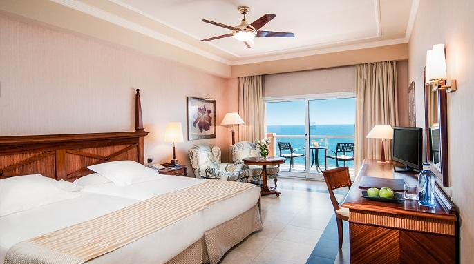 Habitaciones con encanto en hoteles elba hoteles elba for Hoteles con habitaciones comunicadas en madrid