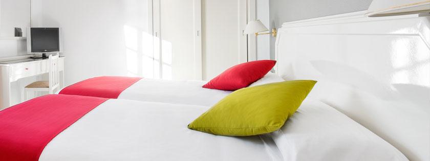 Cómodas habitaciones de apartamento en Elba Castillo San Jorge Antigua