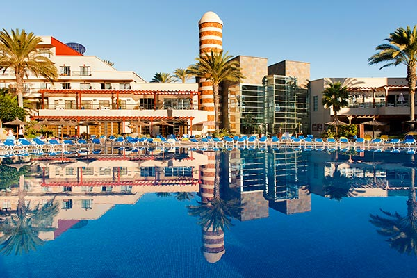 Elba Carlota Beach And Golf Hotel Fuerteventura