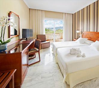 Habitaciones | Hotel Elba Motril