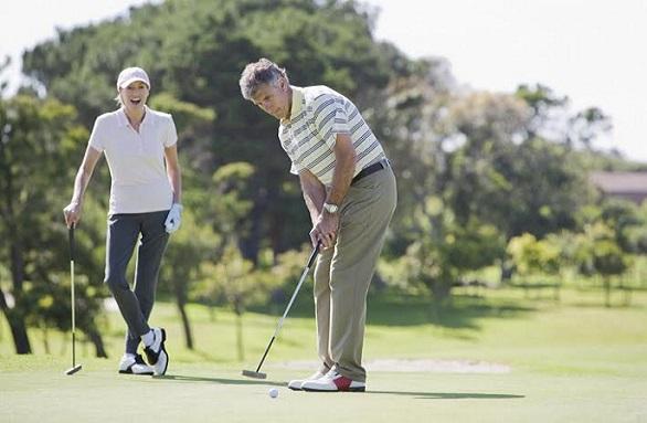 Eventos golf Hoteles Elba