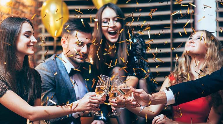 Gran Cena de Gala & Noche de Fiesta 2018