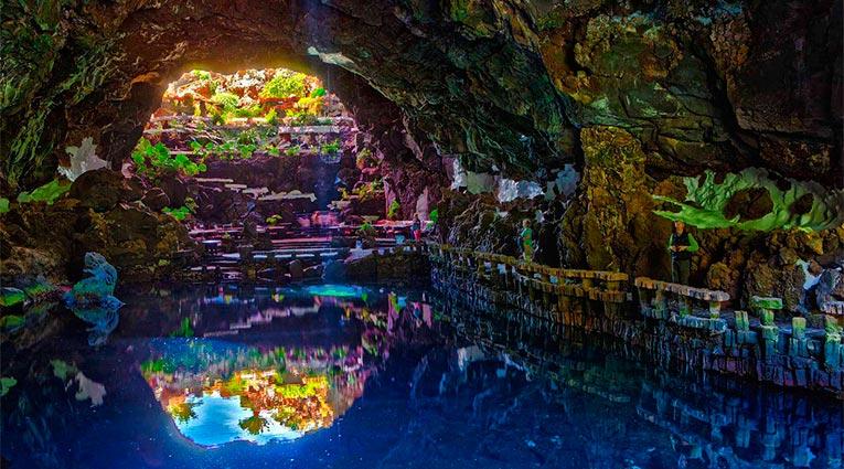Cueva Jameos del Agua Lanzarote