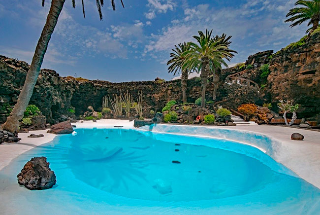 The most beautiful spots on Lanzarote
