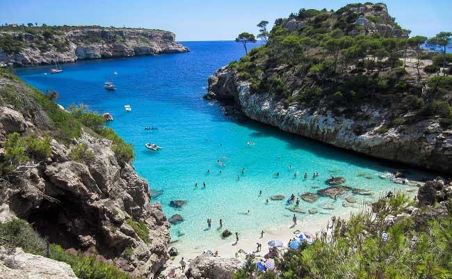 Las 5 Calas que debes visitar en Mallorca