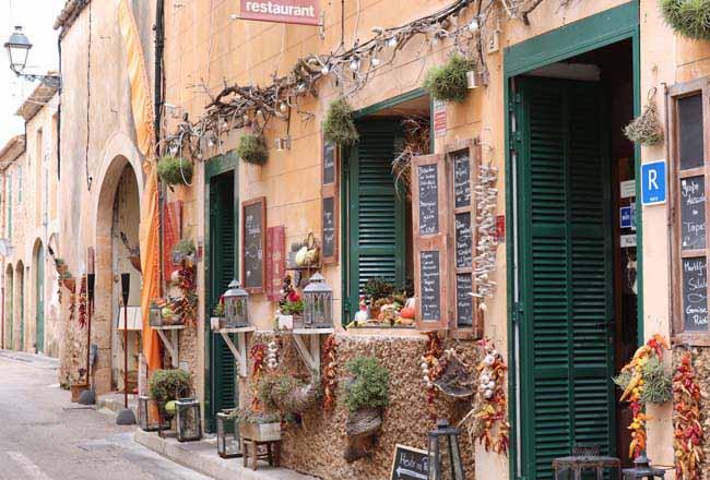 We embark on a gastronomic route through Mallorca!
