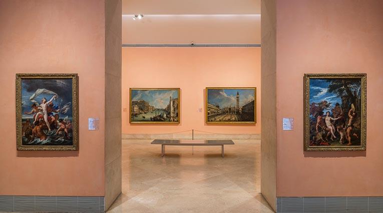 Museo Thyssen-Bornemisza. Salas de colección permanente