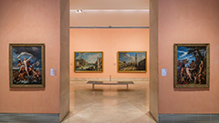 Thyssen-Bornemisza Museum Rooms of Permanent Collection