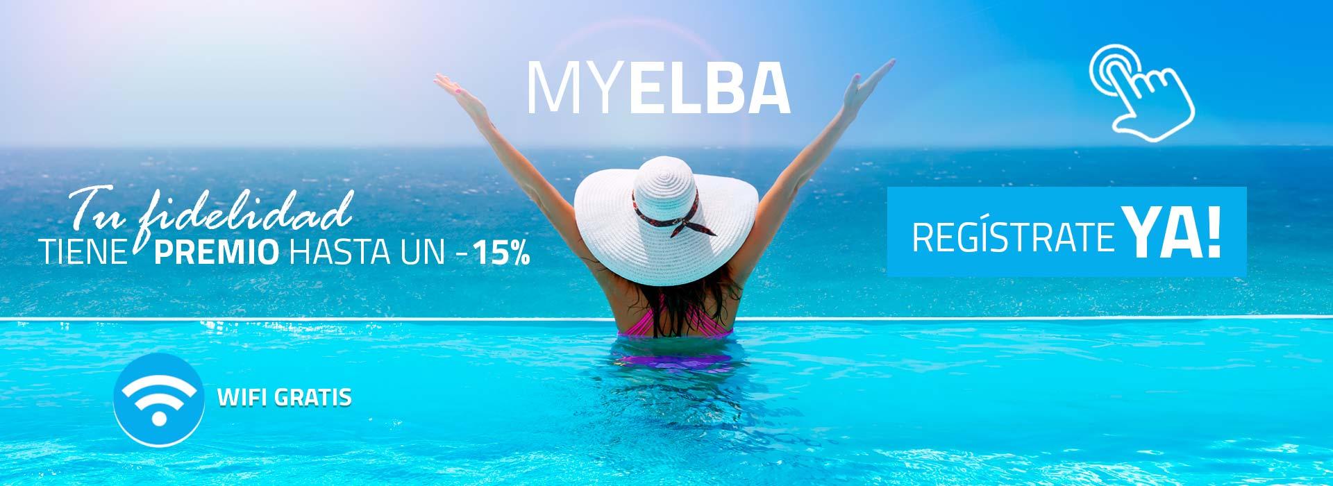 My Elba hasta -15%