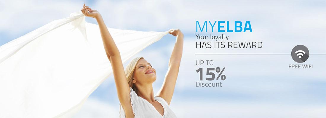 My Elba discount | Elba Hotels