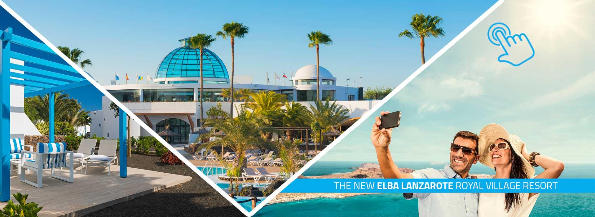 The new elba lanzarote royal village resort