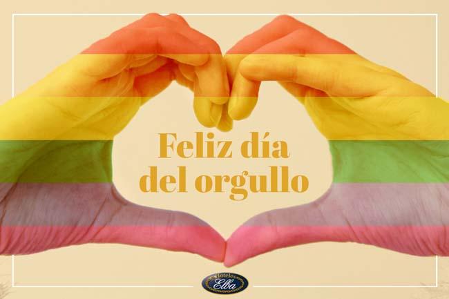 ¡Feliz Día del Orgullo LGTBIQ+!