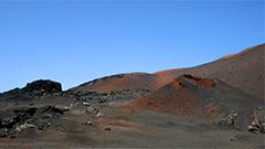 Vista Parque Nacional de Timanfaya