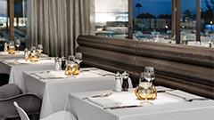 Exklusive Restaurant nur für Erwachsene Frühstück, Mittagessen und Abendessen | Elba Premium