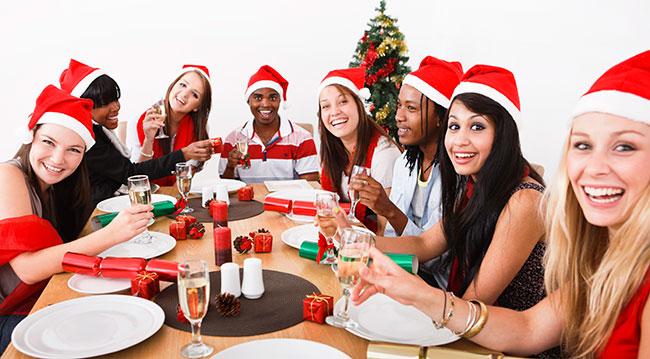 Descubre la cena de Navidad ideal