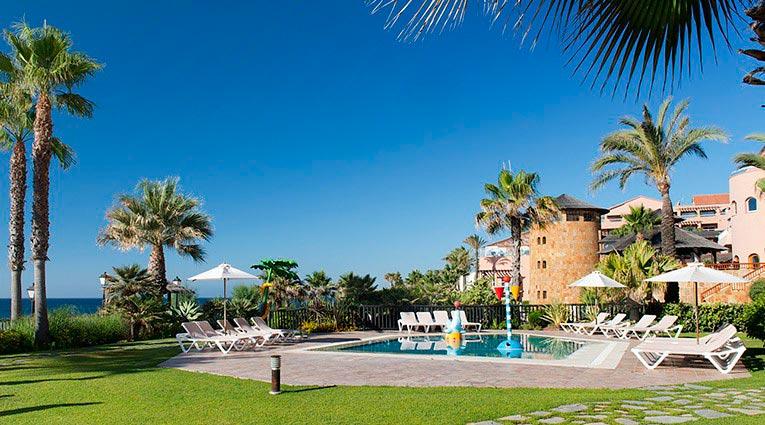 Piscina Infantil Hotel Elba Estepona