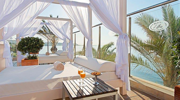 Camas Balinesas Hotel Elba Estepona
