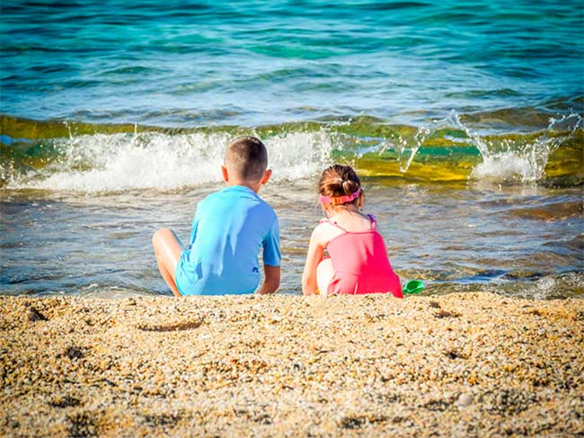 Enjoying the Costa del Sol with children