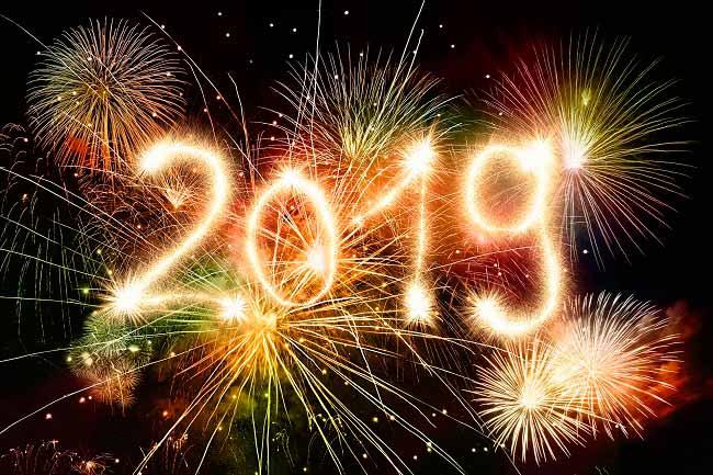 Los propósitos de Año Nuevo más habituales